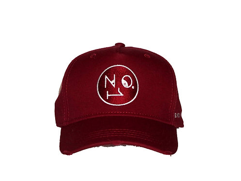 THE NO1 FACE - Burgundy