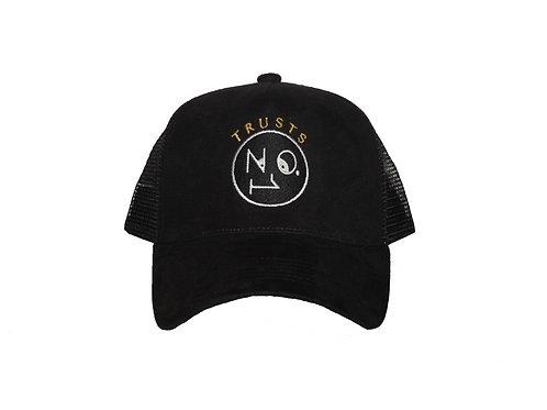 Trusts No.1 Mesh Cap - Black
