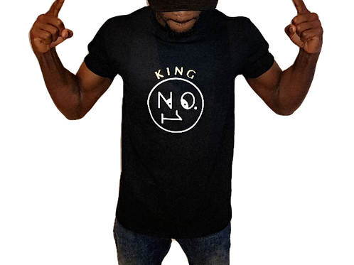 KING No.1 Tshirt - Black