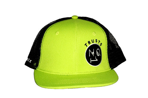 Trusts No.1 Cap - Neon