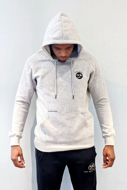 TRUSTS NO.1 Hoody - Grey