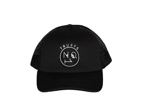Trusts No.1 Foam Mesh Cap - Black