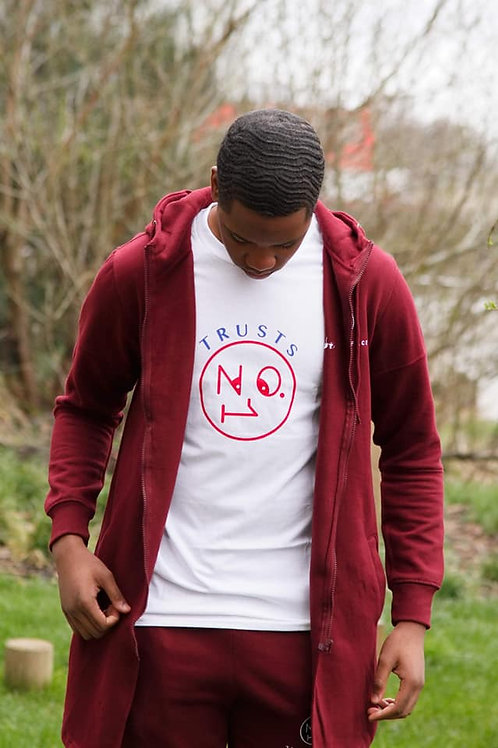 Trusts No1 T shirt - White