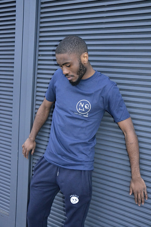 THE NO 1 FACE T-Shirt - Navy