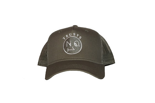 Trusts No.1 Cap - Olive