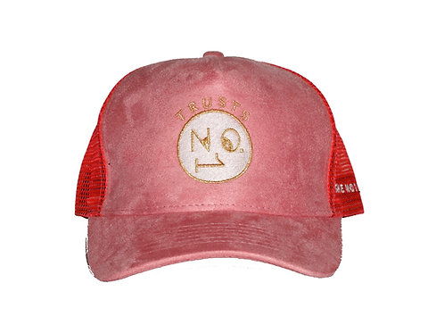 TRUSTS NO1 Cap - Pink