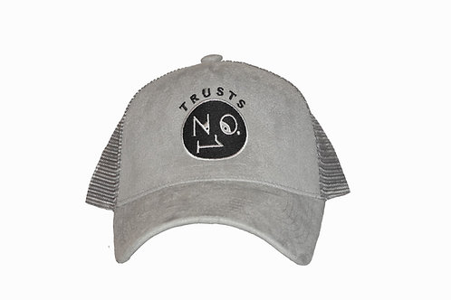 Trusts No.1 Cap - Light Grey