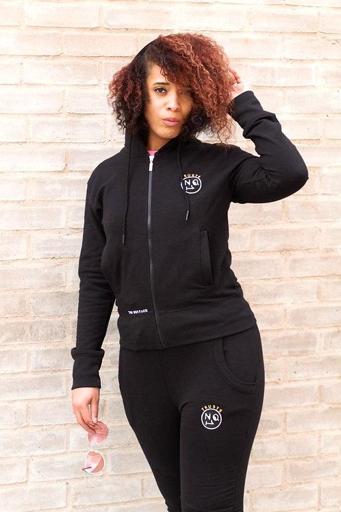 TRUSTS NO1 Ladies Tracksuit - Black