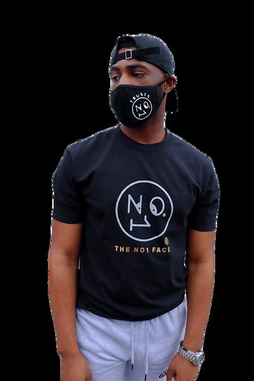 Reflective T-shirt - Black