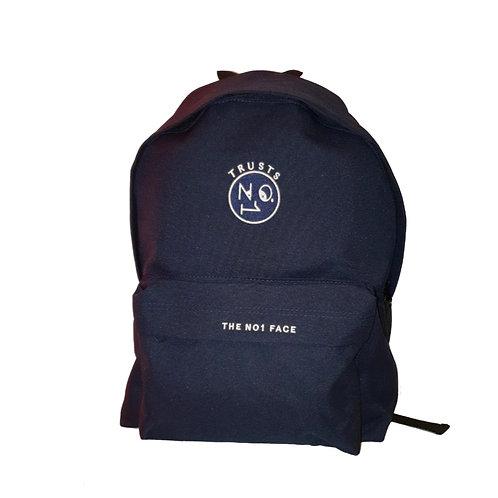Bag #TrustsNo1- Navy