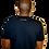 Thumbnail: No.1 Cares small logo black T Shirt