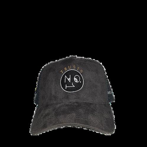 TRUSTS NO1 Cap - Dark Grey