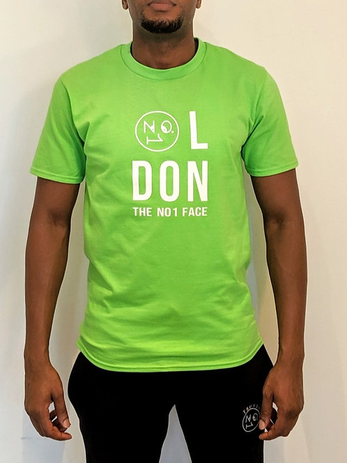 London TN1F Tshirt - Green