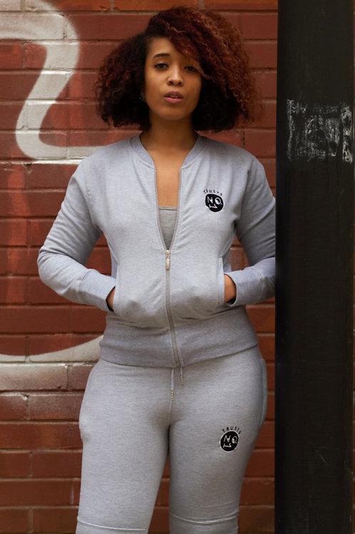 Ladies Tracksuit - Grey
