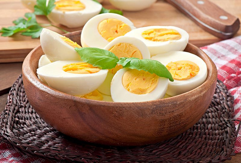 صفار البيض لتقوية الذاكرة