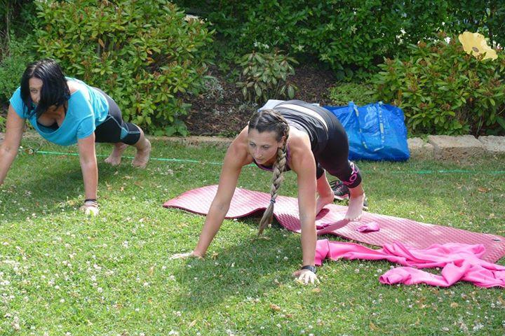 Yoga-Schnuppern