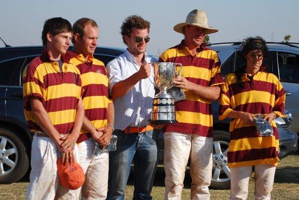 Merrang Cup Winners