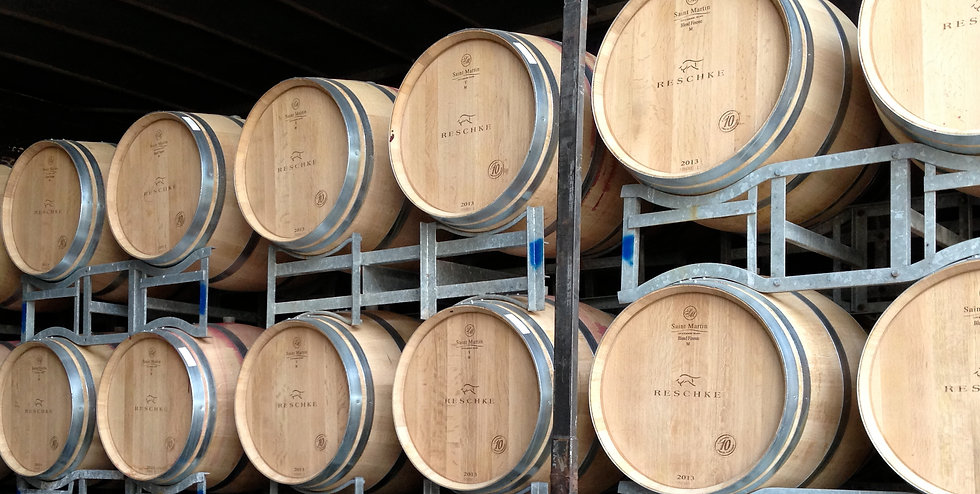 Reschke, Wine, Barrels, Oak, Coonawarra, South Australia