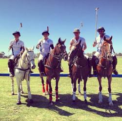 Hexham Polo Club - Merrang Cup Winners 2014