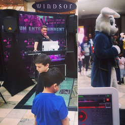 Easter at the Mall