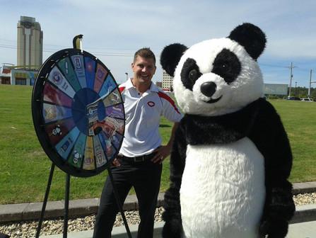 Panda Express Grand Opening