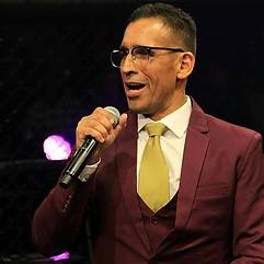 Bilingual Announcer Ray Martinez