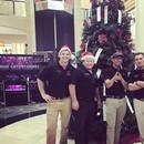 Christmas at the Mall