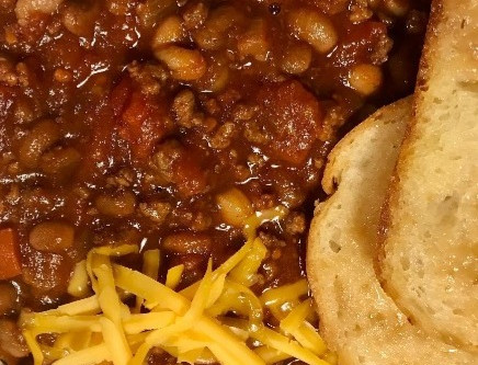 Big Rick's Crowd Pleasing Super Bowl of Chili Recipe