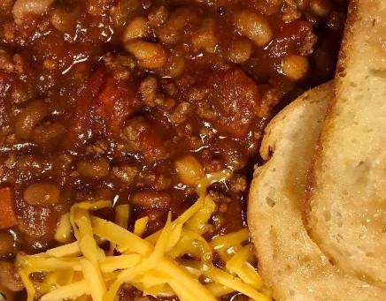 Big Rick's Crowd Pleasing Super Bowl of Chili Recipe