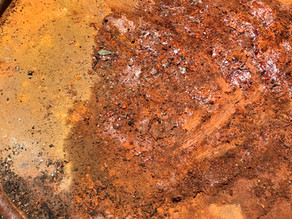 Mission Impossible? Cast Iron Rust Never Sleeps