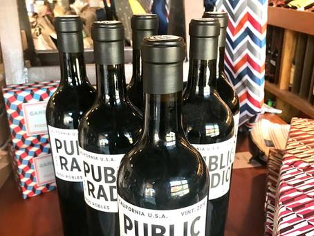 Public Radio Wine