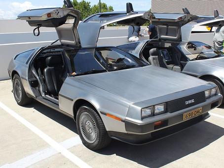 New (electric) DeLorean Cars?