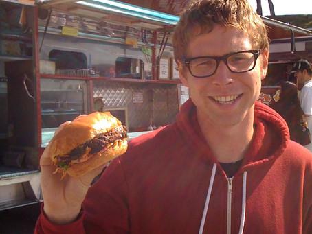 Rick's Wagyu Burger aka Hemingway Burger - Menos salado (less salty)