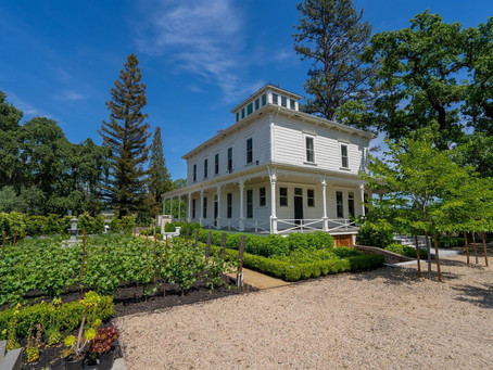 Napa wine country home where Elvis stayed: $6.95 million