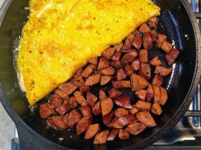 Cast Iron Chorizo