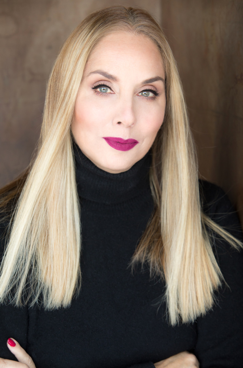 Adrienne Kramer makeup&Photo byShawn