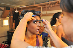Tiffany Haddish Makeup by Shawn F Blair