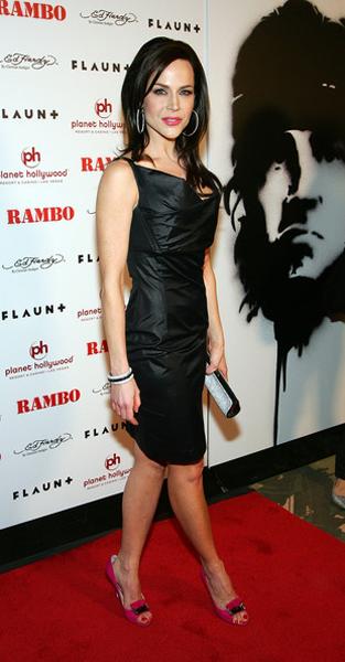 Julie Benz -makeupbyshawn