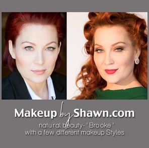 MakeupbyShawn-Brooke-before & After