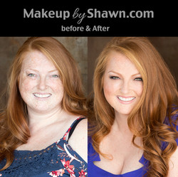 MakeupbyShawn Before & After