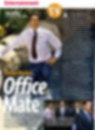 oscar Nuez The Office- makeupbyshawn