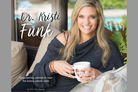 Dr. Kristi Funk by ShawnfBlair