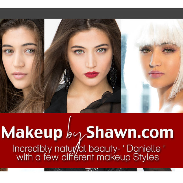 MakeupbyShawn-Danielle-Before and After