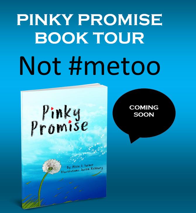 Not #metooBook Tour 2018