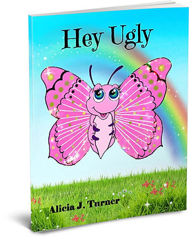 Hey Ugly, Butterfly, children, bullying