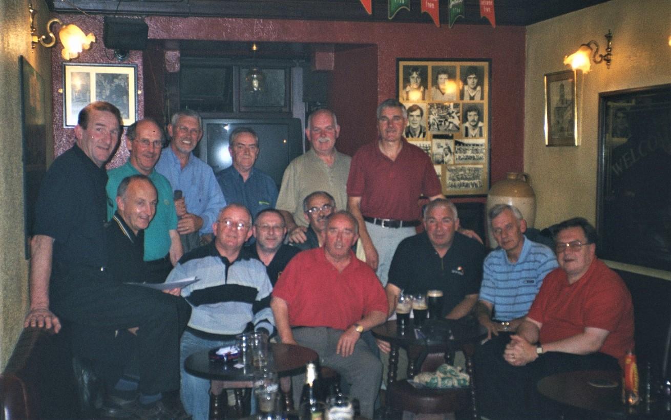 Reunion Group meeting 2003