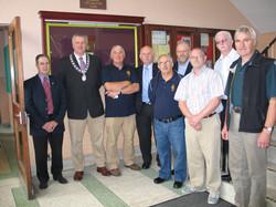 Deputy Mayor P Cuddihy @ Att Awards
