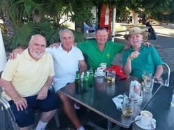 Jimmy & Eamon Holohan Golf hols in Spain