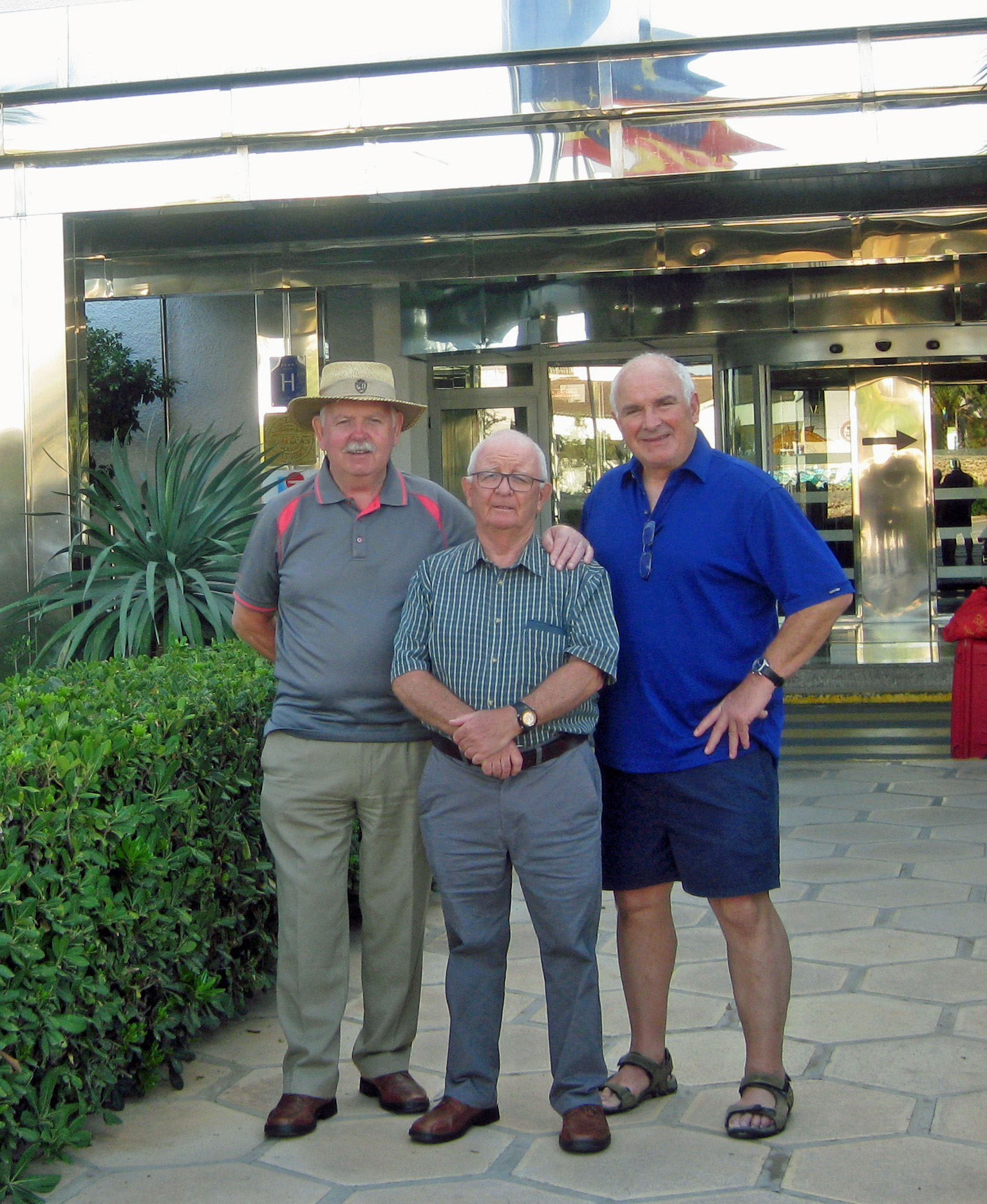 E Holohan, J Menton&R Hogan