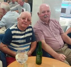 John Menton & Eamon Holohan Golf hols in spain